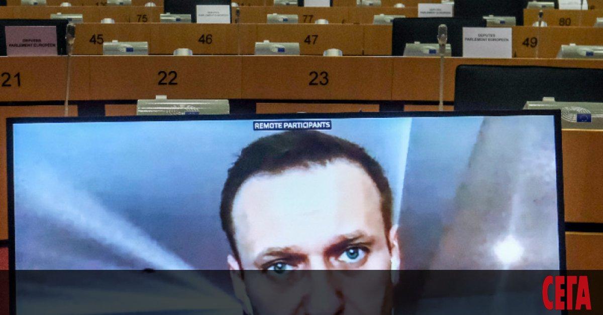 Руският опозиционер Алексей Навални призова днес ЕС да наложи конкретни
