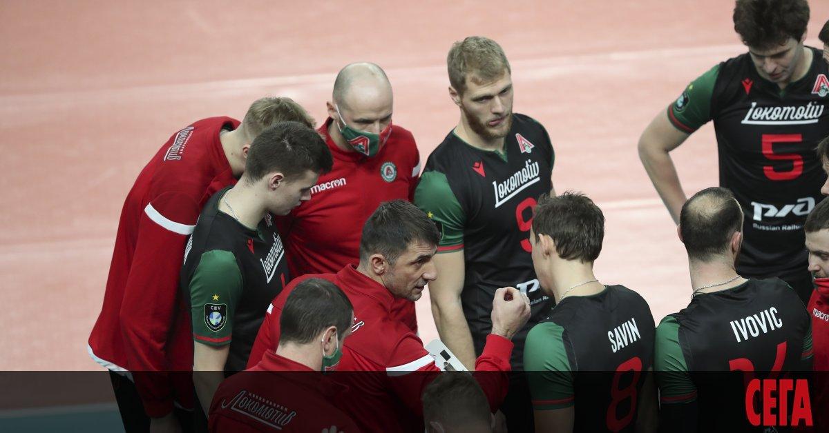 Руският волейболен шампион