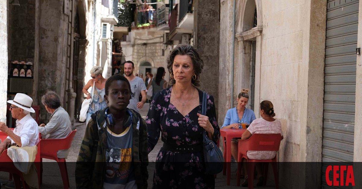 Срещнах я преди 13 години на кинофестивала в роднияѝ Рим,