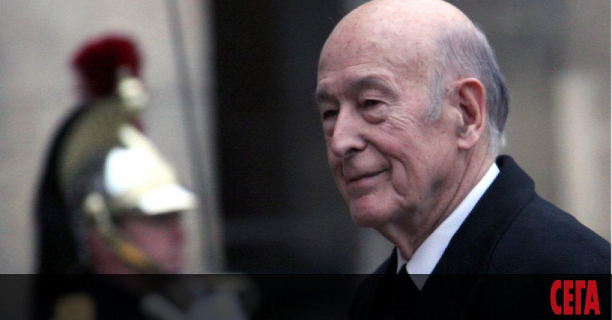 Бившият президент на френската република починана 94-годишна възраст, предава БГНЕС.Той