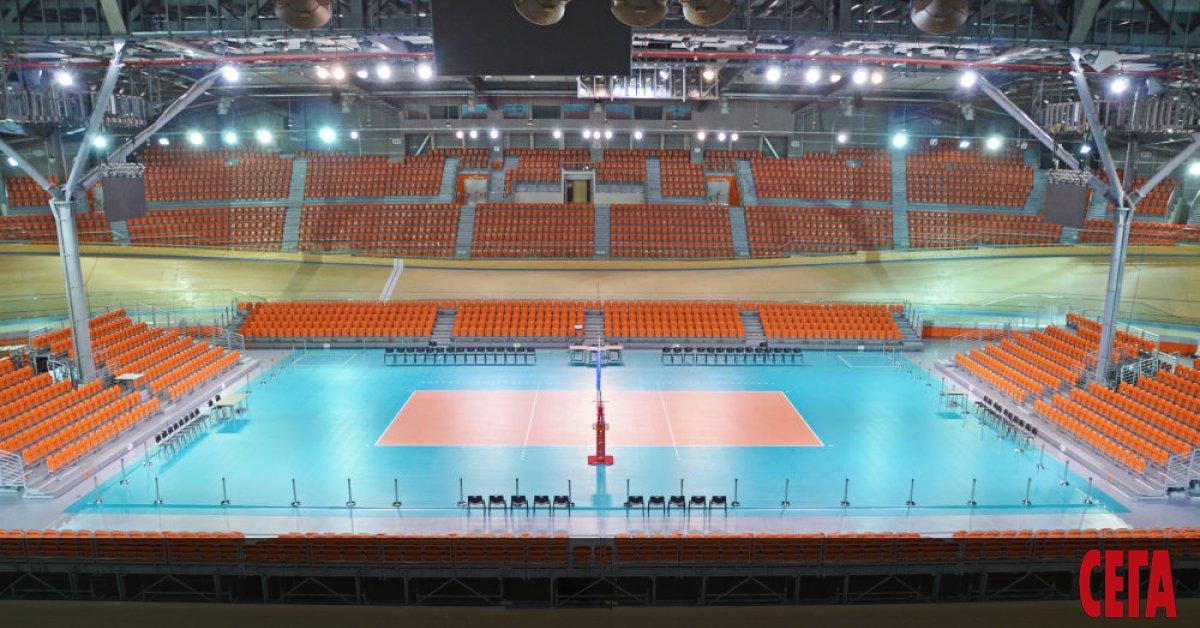 Официалното обявяване на Пловдив за българския град домакин на мачове