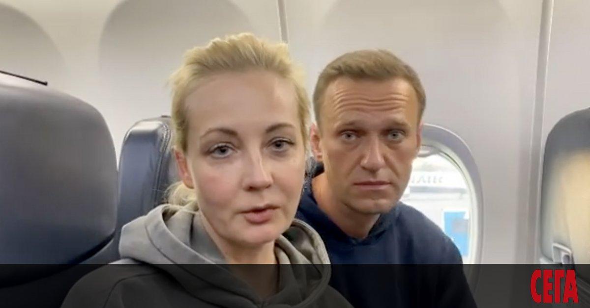 Властите започнаха с арестите на привърженици на Алексей Навални още