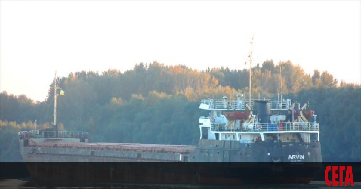 Руският товарен кораб