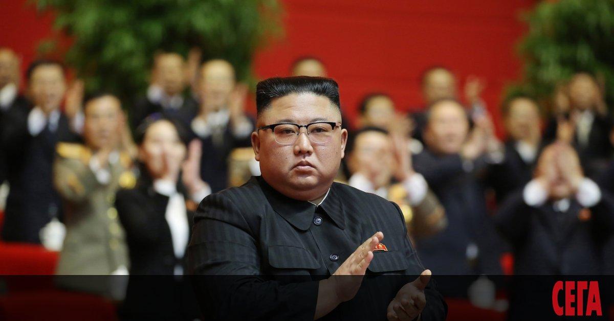 Лидерът на Северна Корея Ким Чен Ун беизбран за генерален