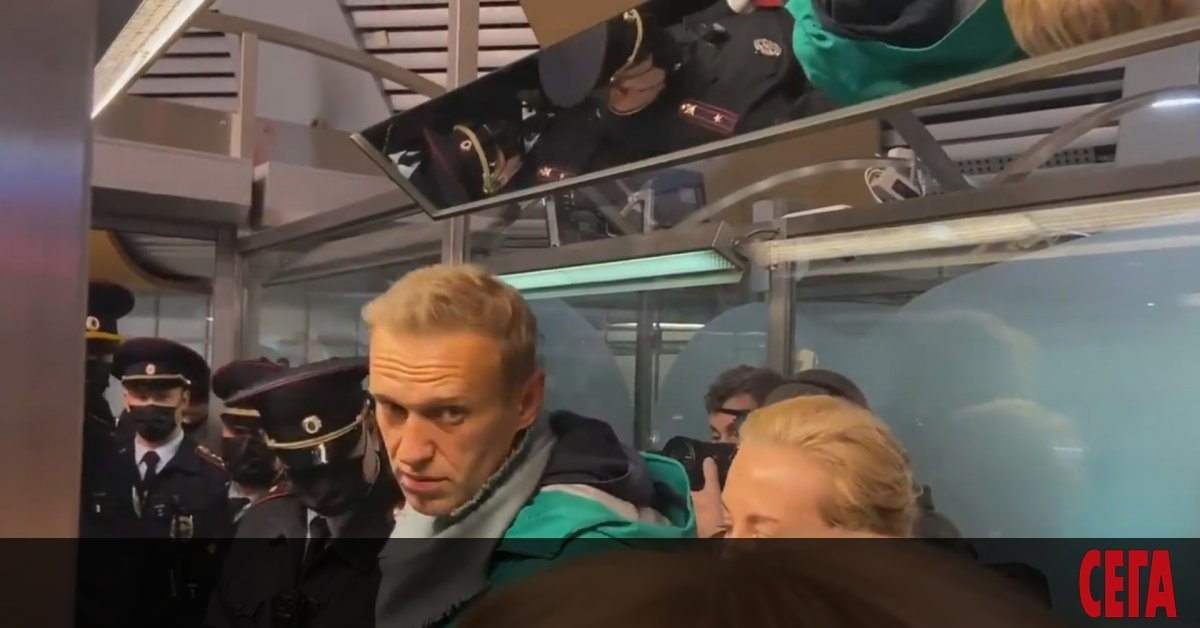 В полицейското управление на сателитното градче Химки край Москва започна