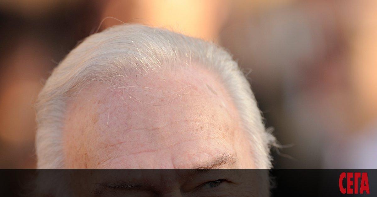 На 91 годинипочина Кристофър Плъмър - актьор в продължение на