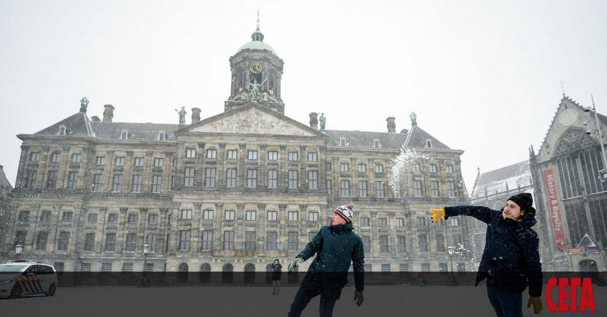 Властите в Нидерландия обявиха рядко срещания код