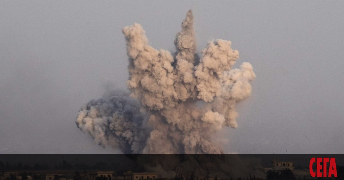 САЩ извършиха въздушен удар срещу съоръжение в Сирия, което може