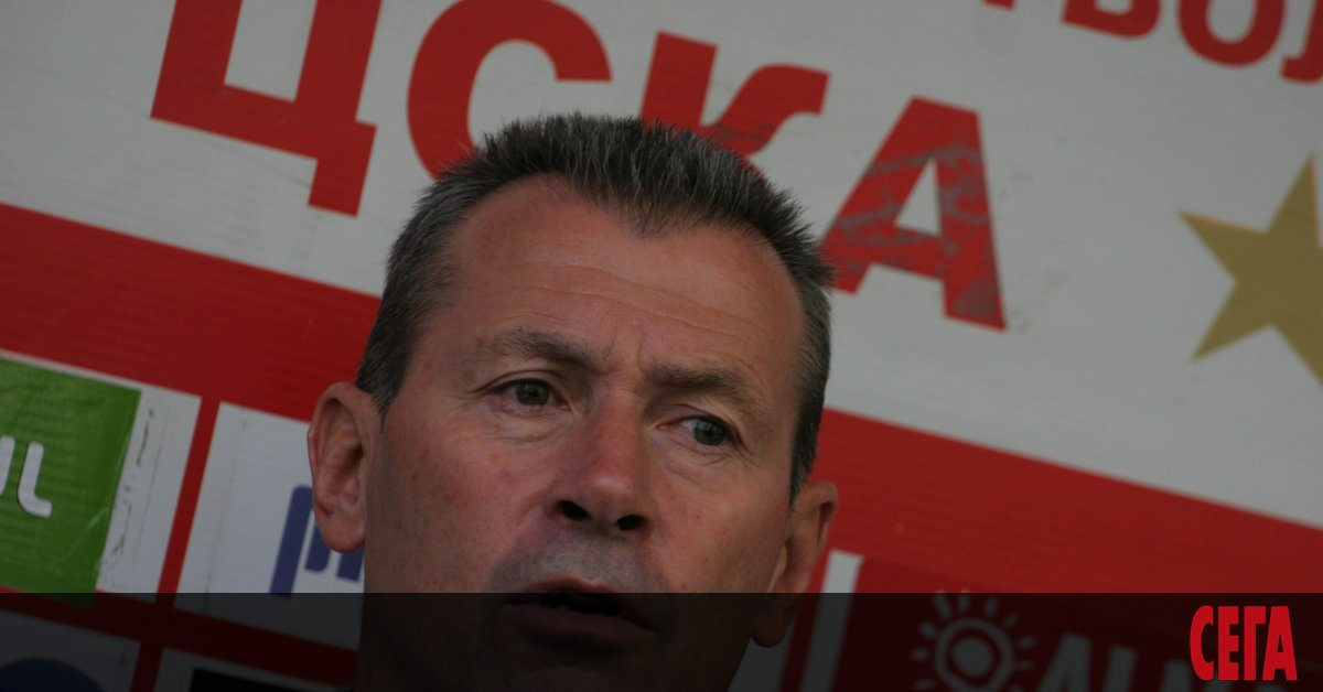 Бившият изпълнителен директор на ЦСКА Георги Илиев едновременно се възпротиви