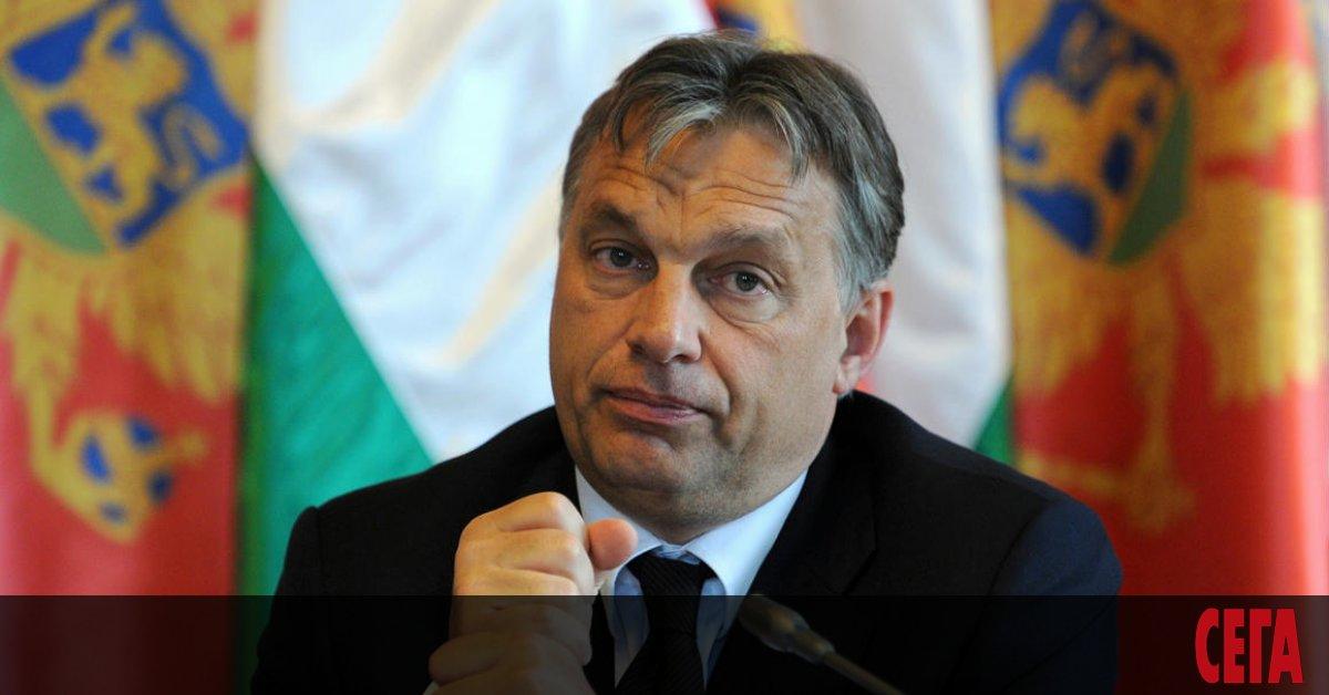 11-те евродепутати от унгарската партия FIDESZ на премиера Виктор Орбан