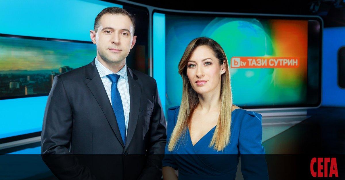 От 1 март Биляна Гавазова и Златимир Йочев наследяват Антон