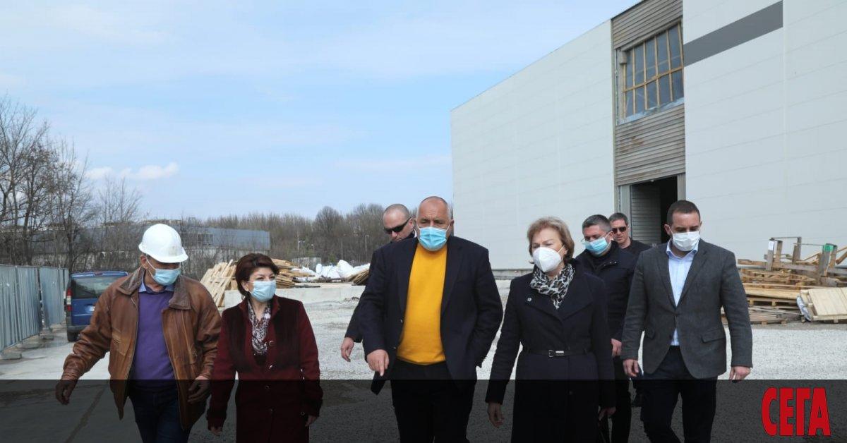 Изминалата седмица бе фамозна за Бойко Методиeв Борисов. Той произведе