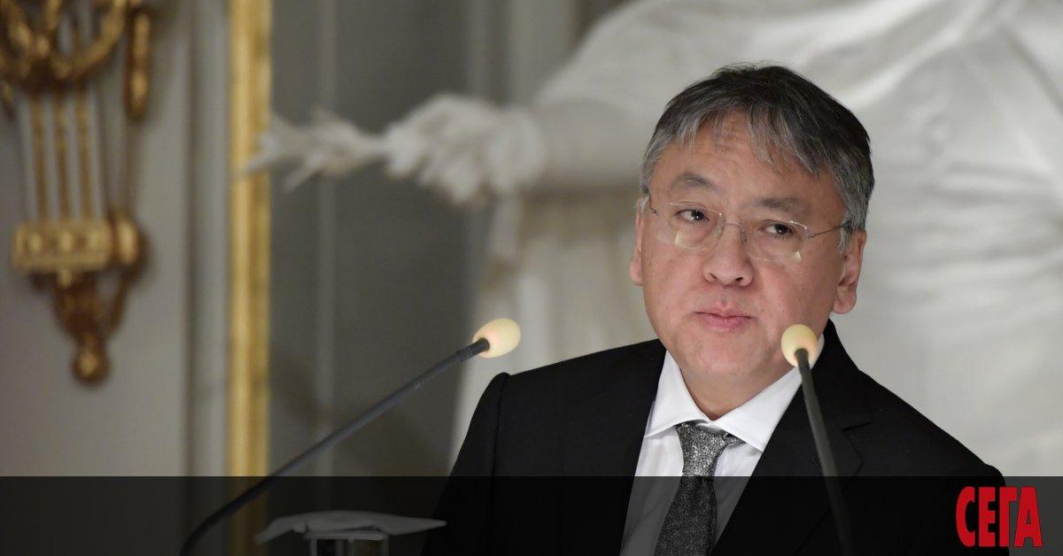 """Казуо Ишигуро предупреждава:младиавторисе самоцензурират от """"страх"""". Теприбягват досамоцензуриране, защото се"""