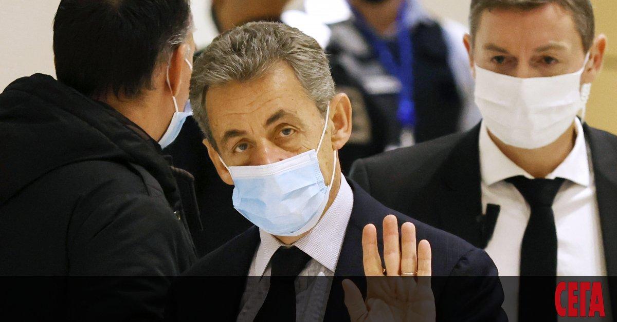 Бившият френски президент Никола Саркози ще се изправи отново пред