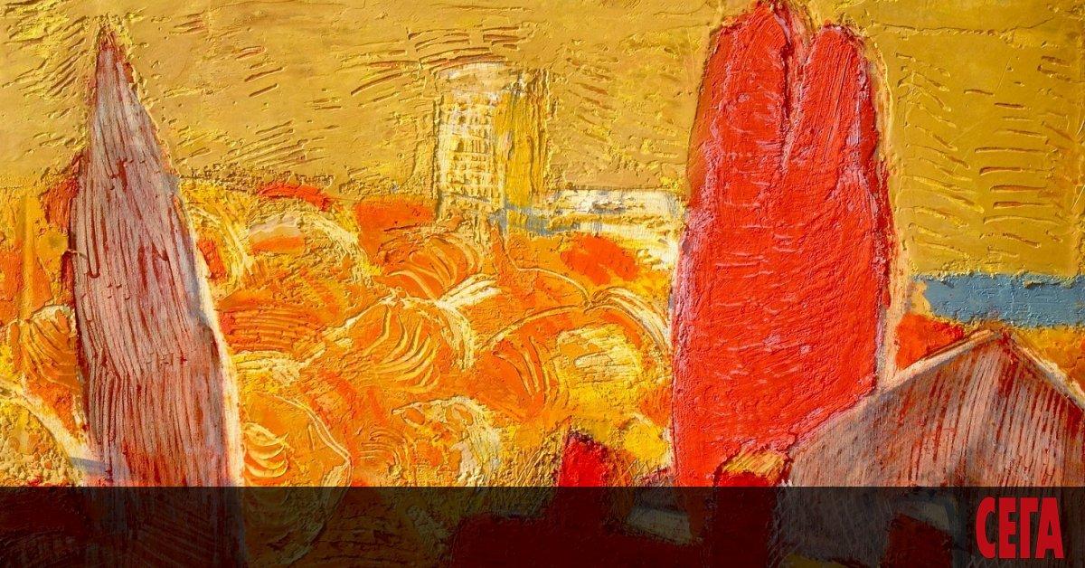 """В столичната галерия """"Арте"""" откри изложба един от най-популярните съвременни"""