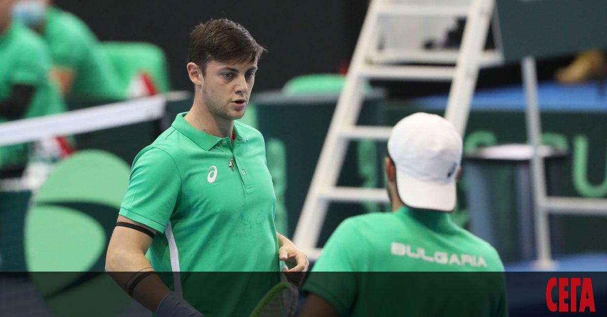Българският национален отбор по тенис допусна втора загуба в домакинския