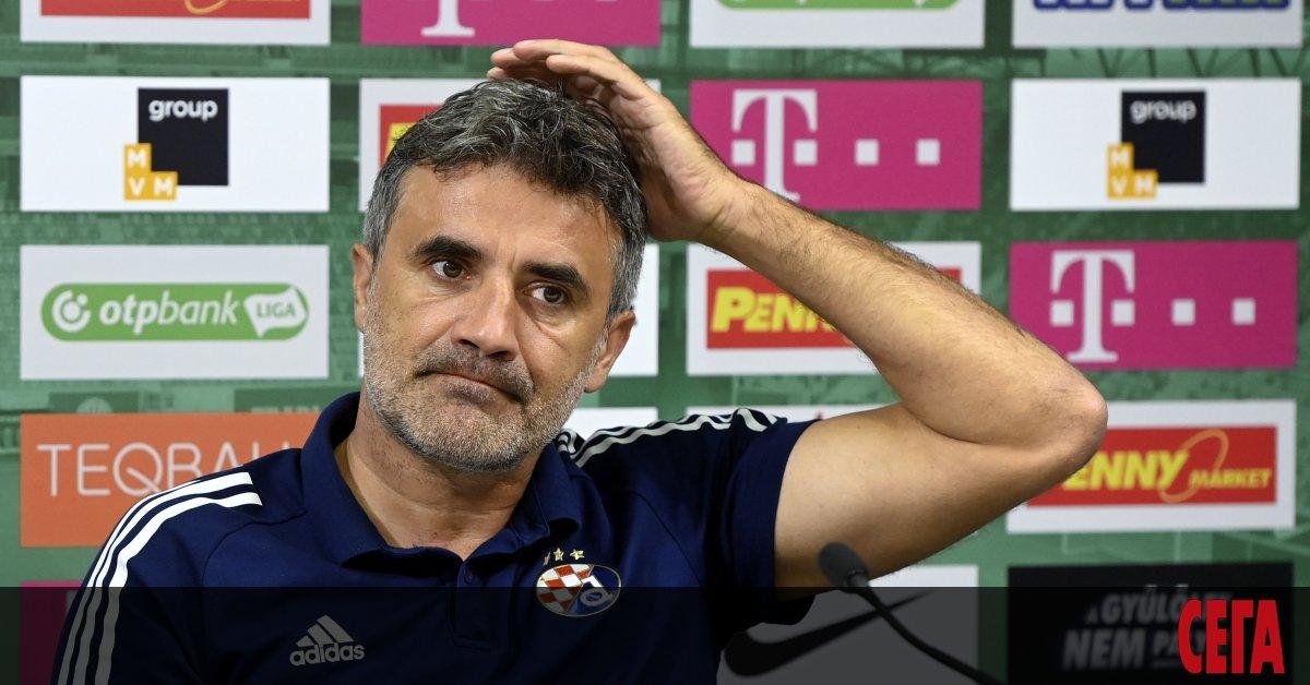 Един от най-популярните футболни хора в Хърватия - треньорът на