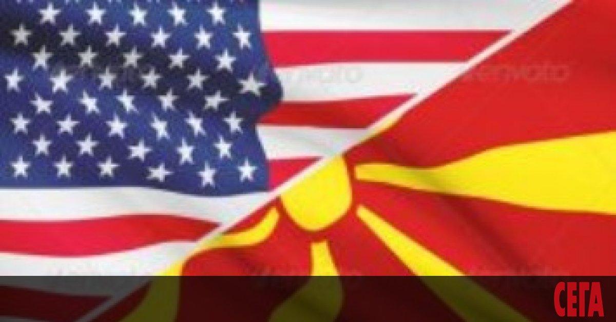 Дарение от САЩ на1269автоматаM-4,оценено на1,2милиона долара,беше предадено на армията на