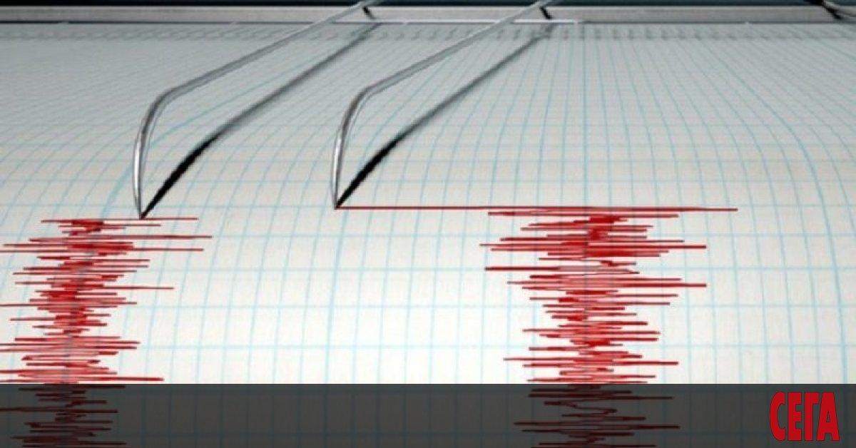 Силно земетресение разтърси Гърция, атрусът беше усетен и у нас