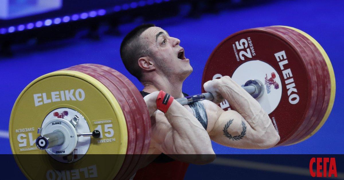 България е отборен шампион на европейското първенство по вдигане на