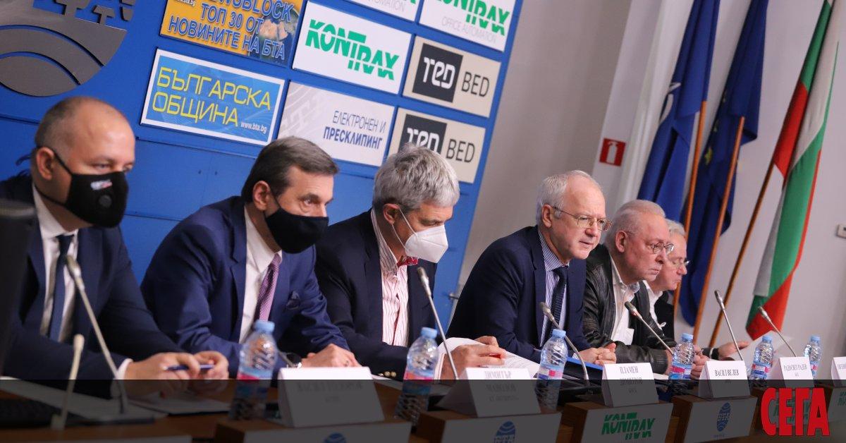 Внасянето пред Европейската комисия на планаза възстановяване и устойчивост, по