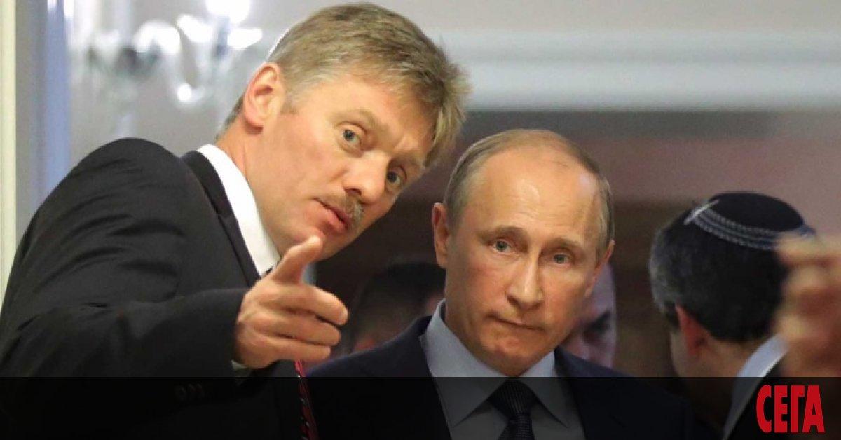 Руският президент Владимир Путин засега не е получил втора доза