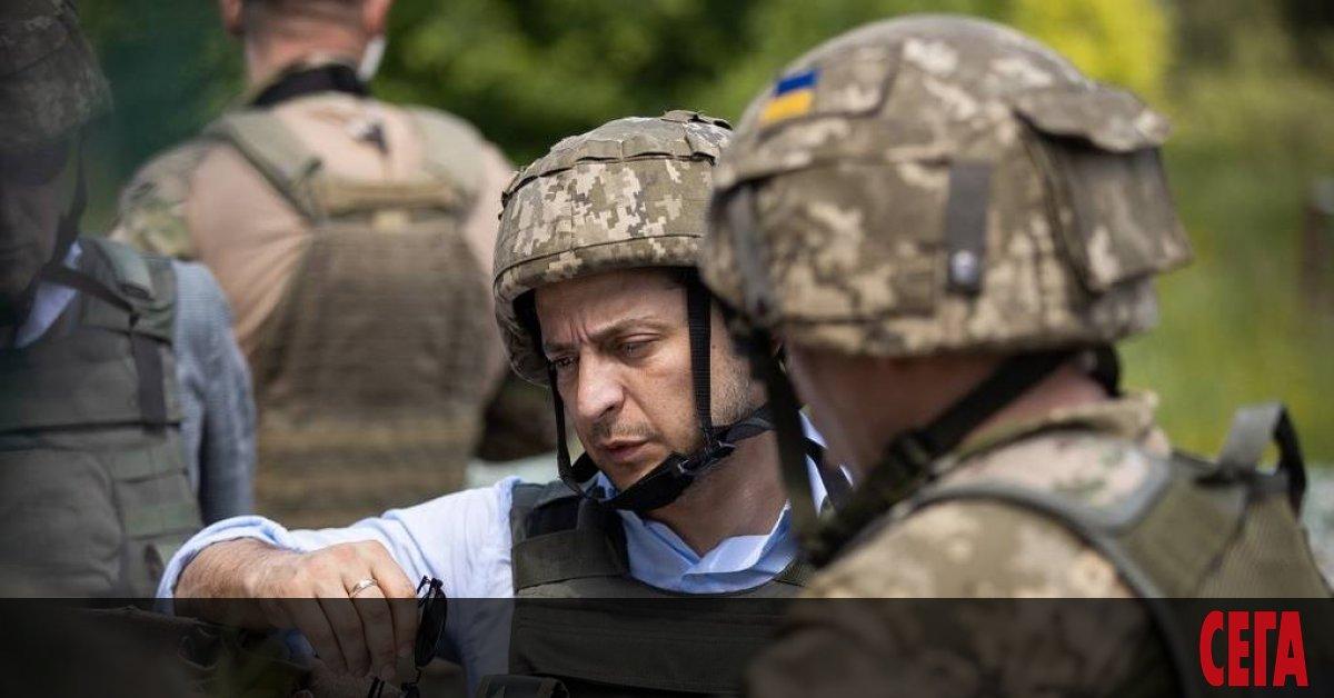 Русия е разположила повече от 40 000 войски на източната
