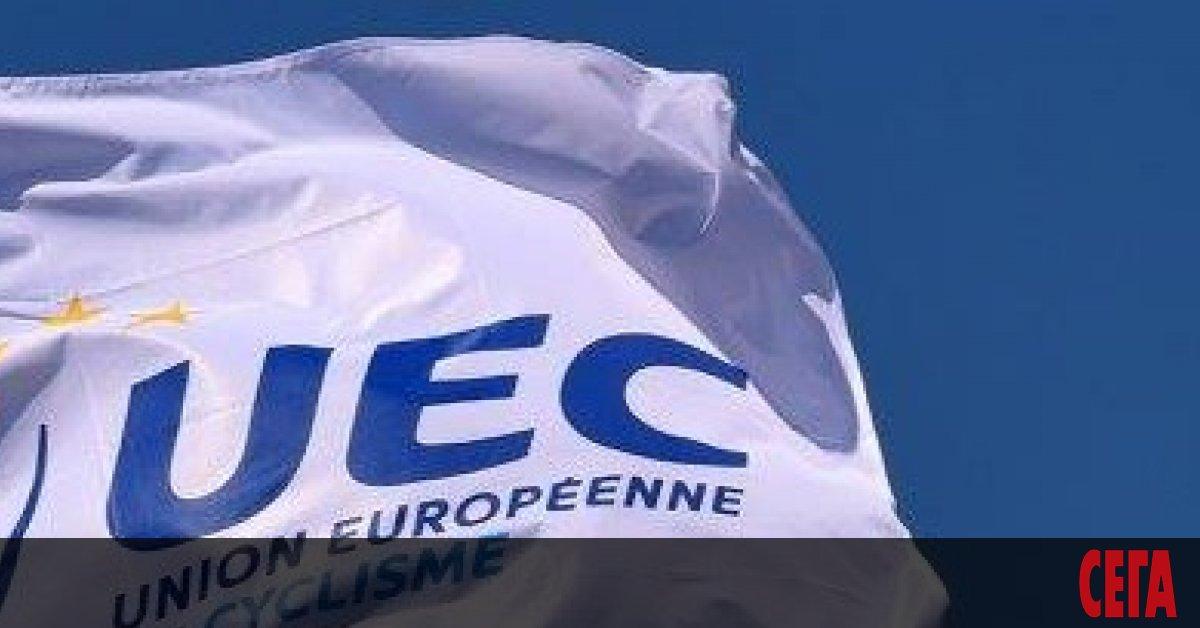 Европейският колоездачен съюз (UEC) отмени първенството на континента по колоездене