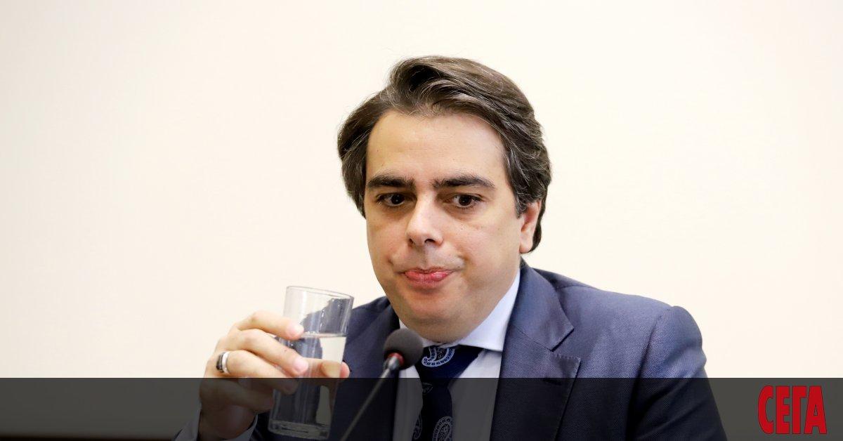 Финансовият министър Асен Василев даде нови подробности за започналата проверка
