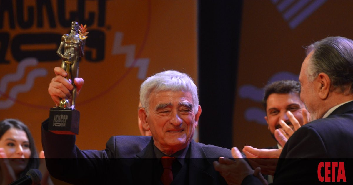 На 80 години почина легендата на българското кино Иван Налбантов.