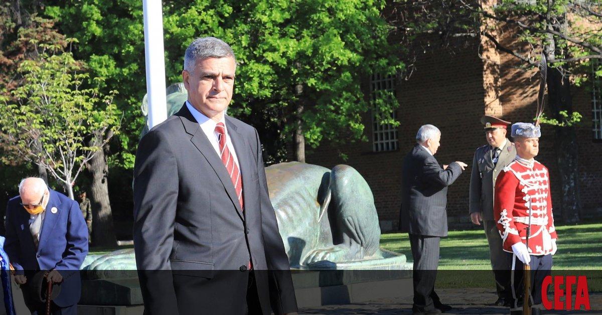 В служебния кабинет на президента Румен Радев не се очакват