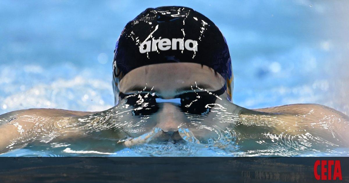 Любомир Епитропов спечели четвърта олимпийска квота за България в плуването,