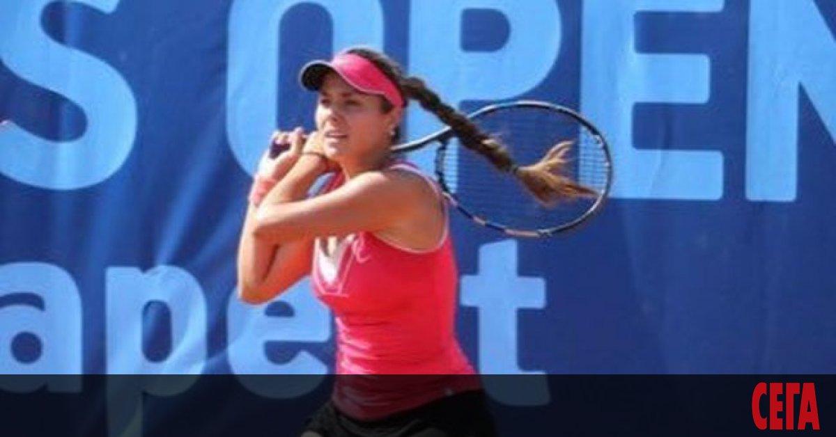 Виктория Томова постигна втора поредна победа на тенис турнира в