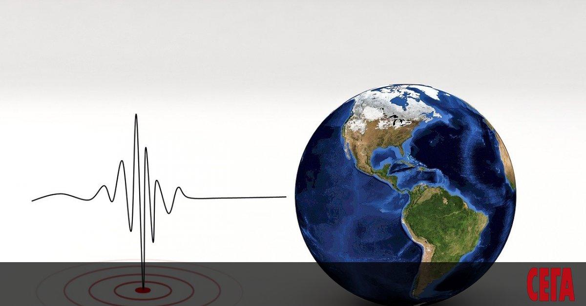 Силно земетресение е било регистрирано в Северна Япония, като е