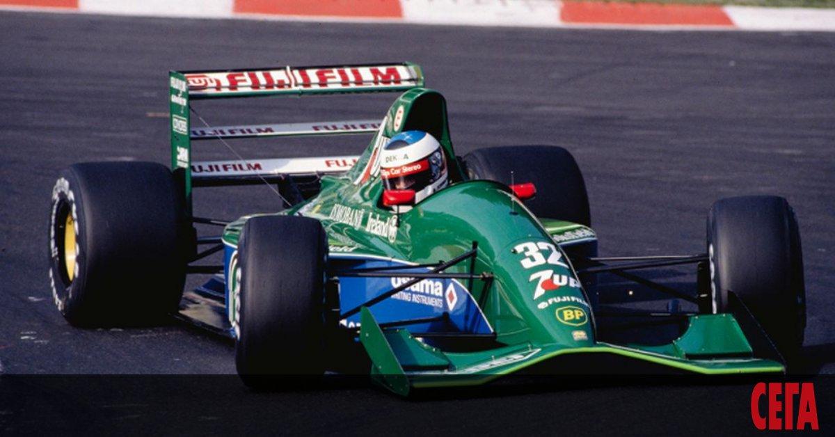 Болидът, с който 7-кратният шампион във Формула 1 Михаел Шумахер