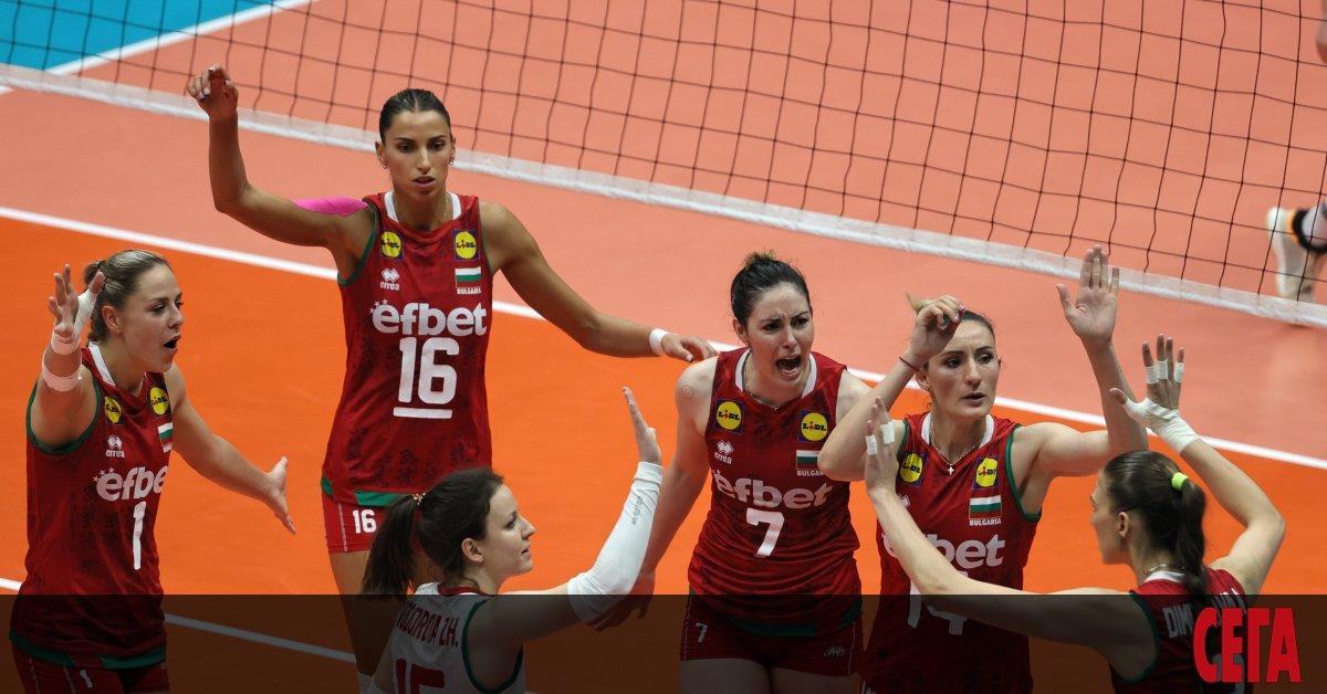 Женският национален отбор по волейбол стана шампион в Златната лига
