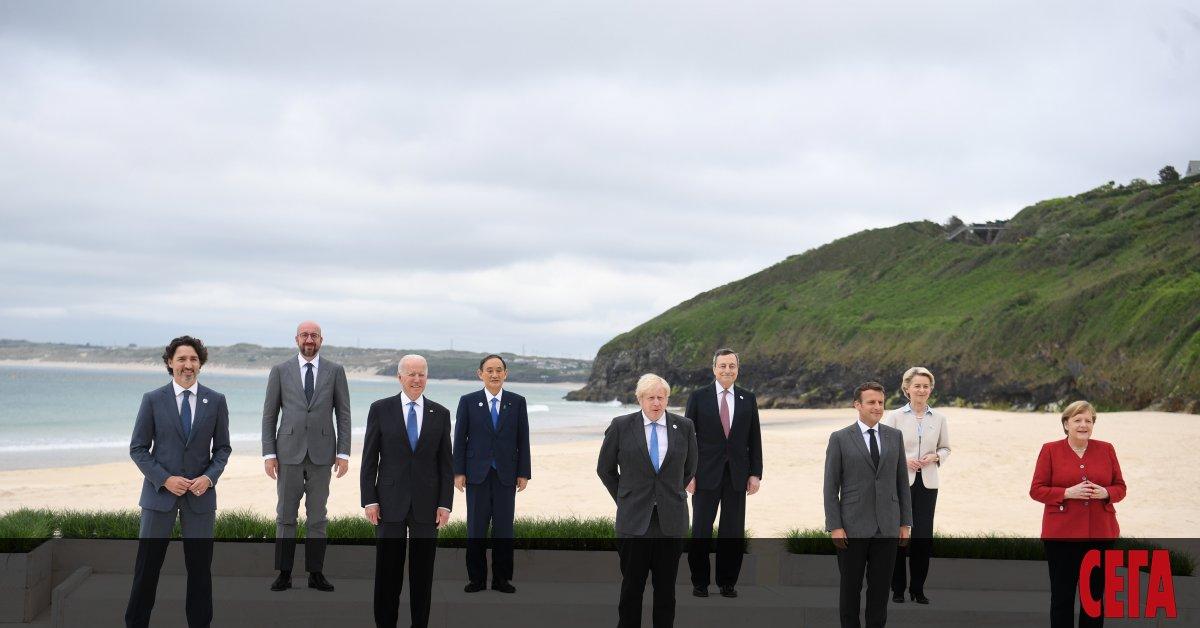 Първото посещение на президента на САЩ Джо Байдън в чужбина
