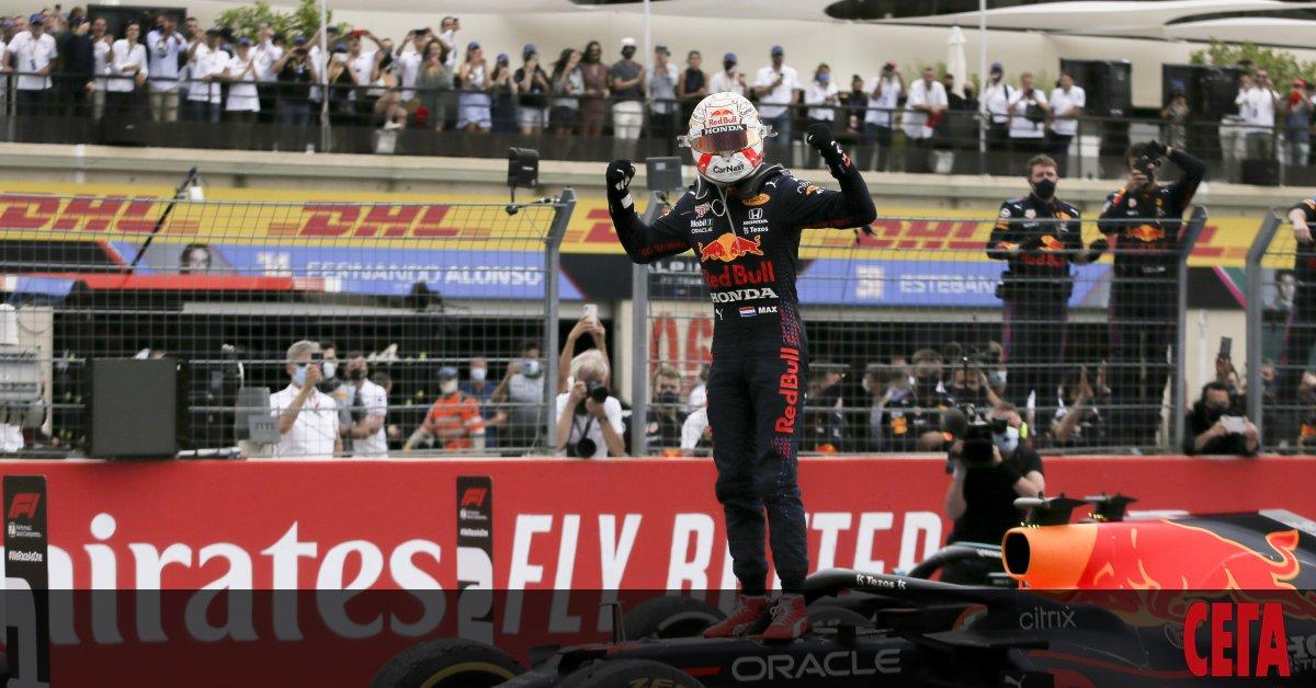 Макс Верстапен спечели по зрелищен начин състезанието за