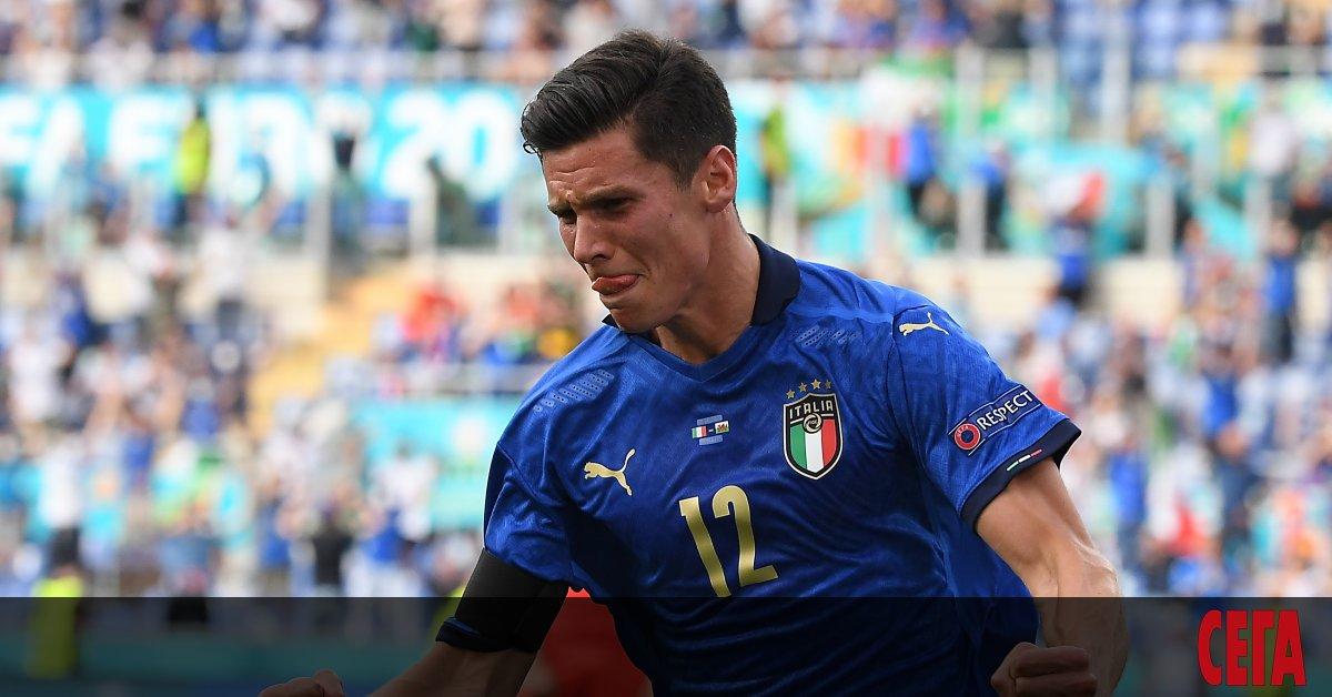 Италия извоюва трета поредна победа на европейското първенство по футбол