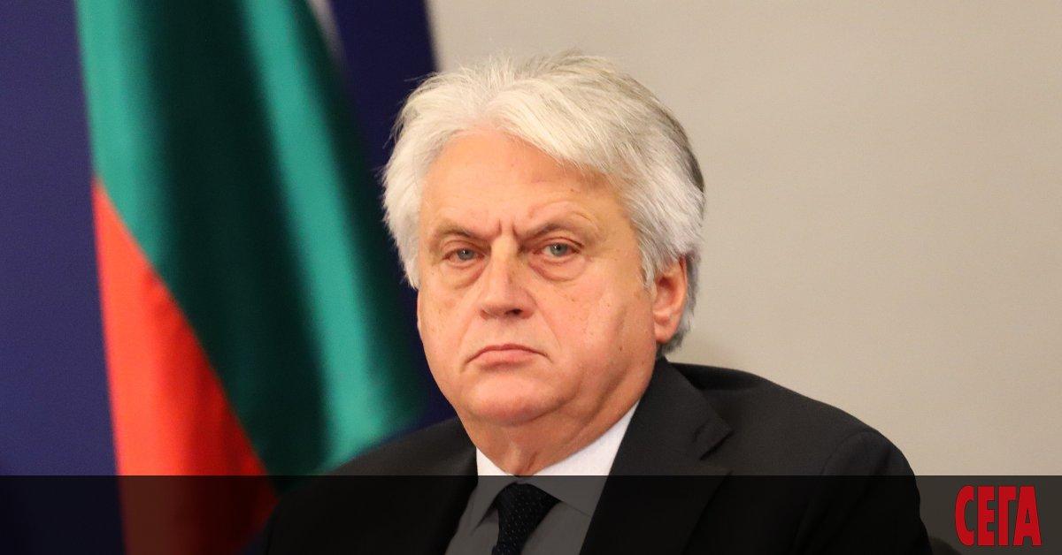 Вътрешният министър Бойко Рашков е сигурен,че главният прокурор Иван Гешев