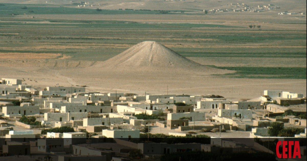 Земна могила на територията на днешнаСирияможе да се окаженай-старият известен