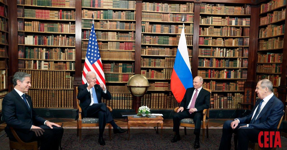 Срещата на високо равнище днес между президентите на САЩ и