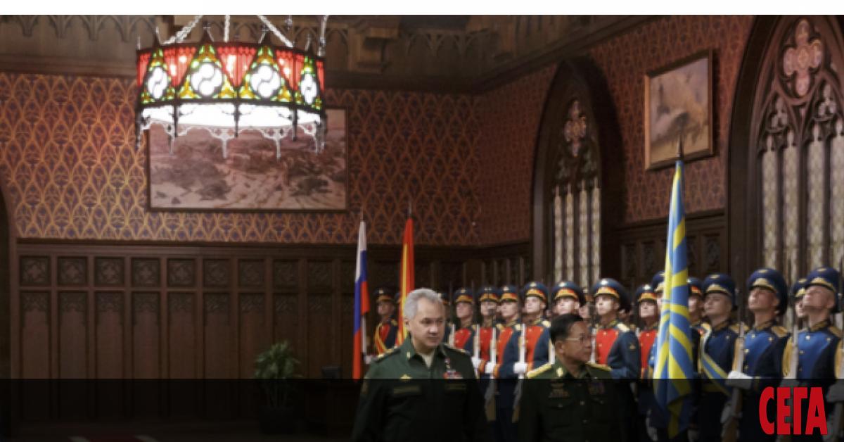 Губещатасъмишленици в света Русия си намери нов приятел - военния