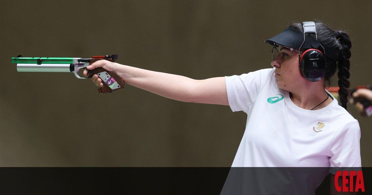 Антоанета Костадинова потвърди великолепната спортна форма, в която се намира,