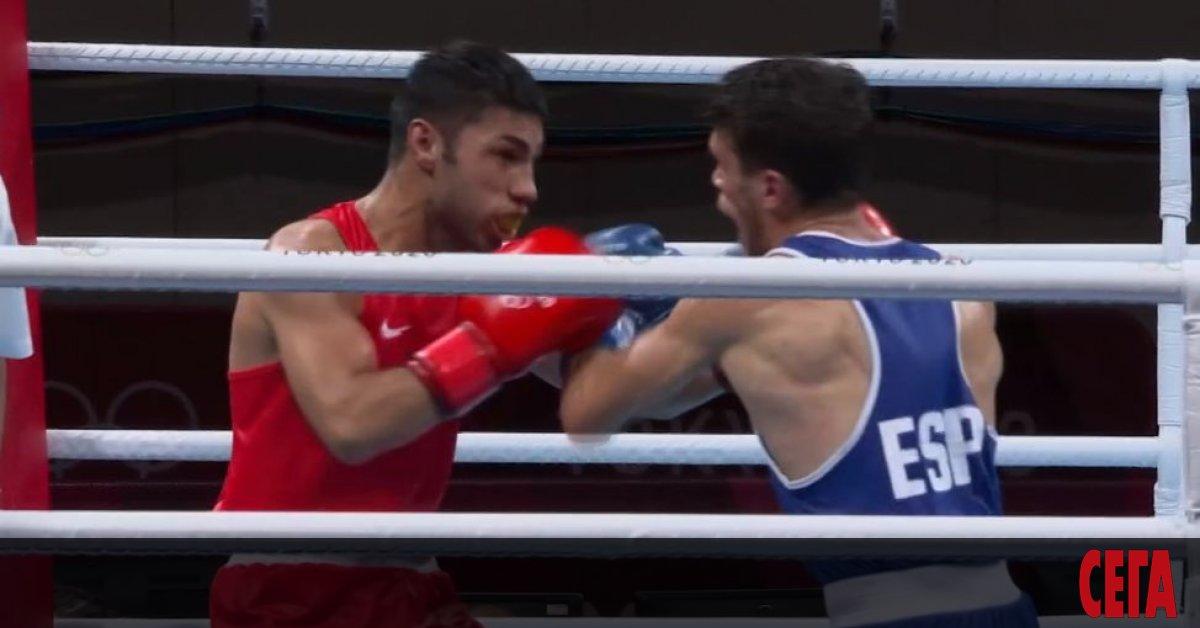 Само един български боксьор остана в олимпийския турнир в Токио,