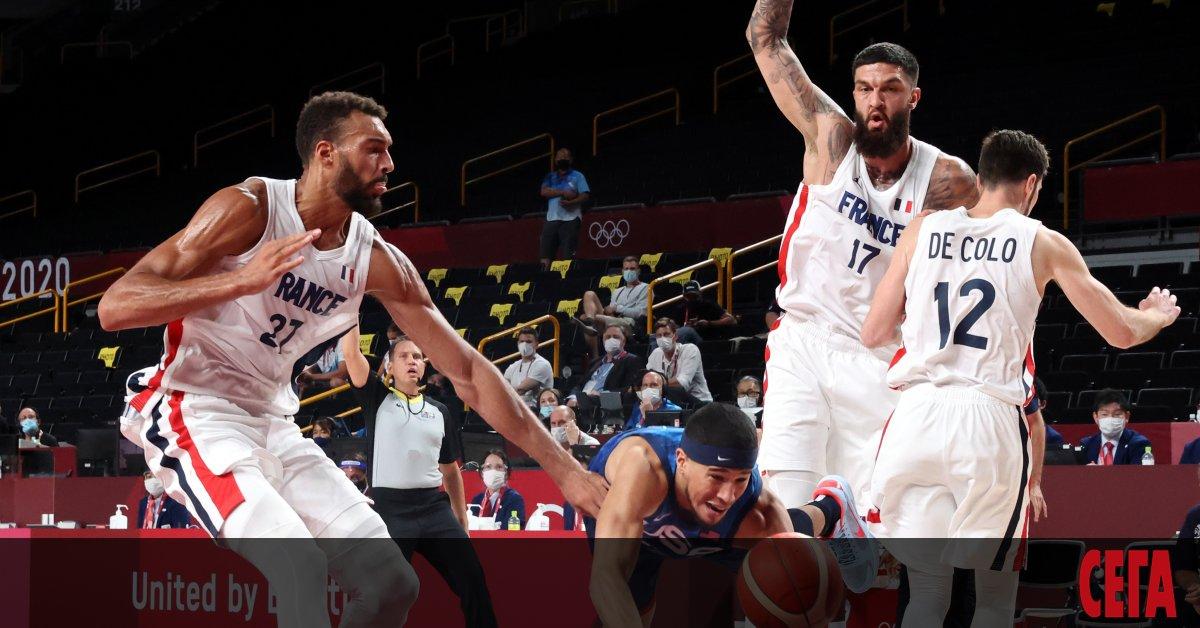 Баскетболният национален отбор на САЩ допусна първа загуба на олимпийски