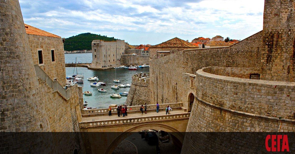 До неотдавна в курортния град Дубровник на хърватското адиатическокрайбрежие нямаше