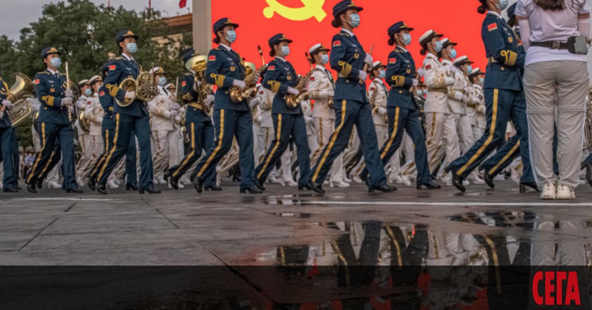 Сателитни снимки от провинция Синдзян в западната част на Китай