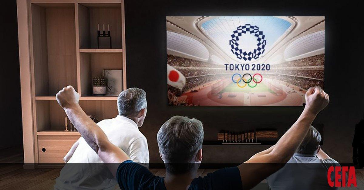 СЪБОТА, 24 юлиЕвроспорт 203:00Токио 2020: плажен волейбол 04:00Токио 2020: баскетбол