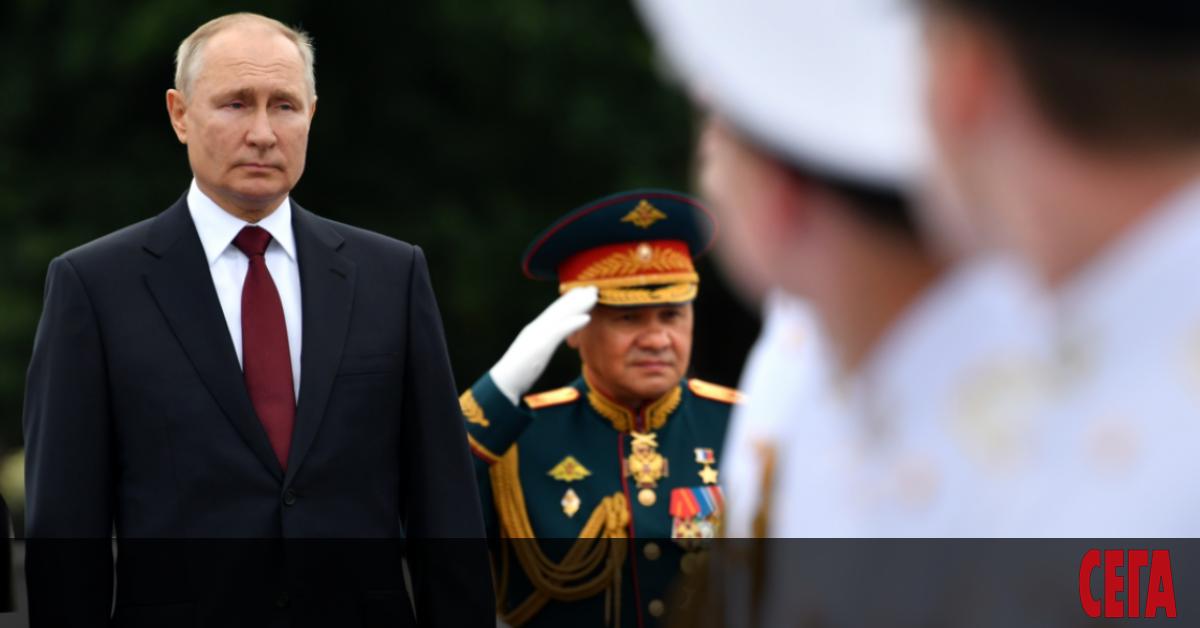 Докато Китай смята ``обединението на Тайван`` за неизбежно, руският президент